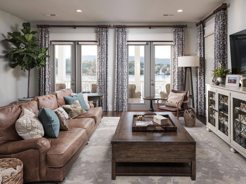 Cameron Harbor Living Room